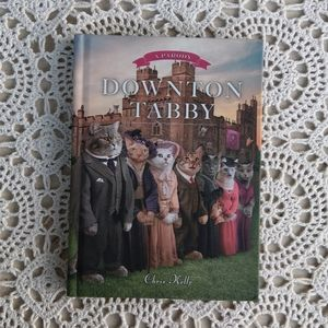 Downtown Tabby Book